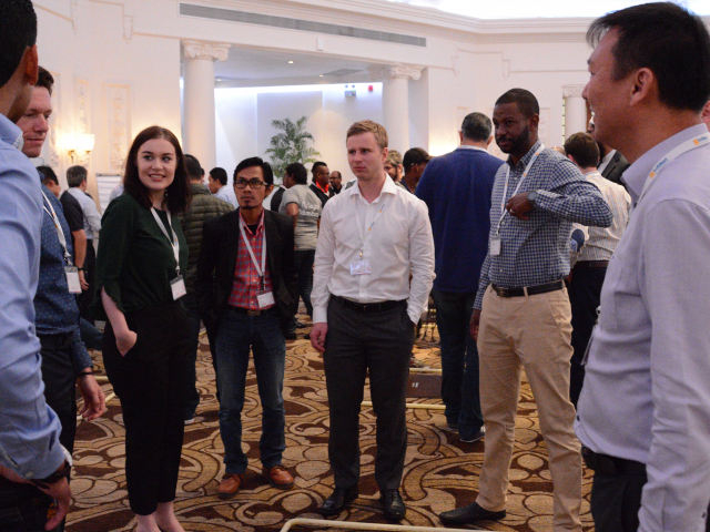 IW 8th Partner Conference Colombo 2017
