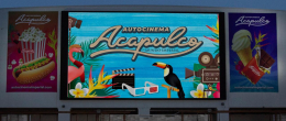 Infinet Wireless solutions are part of Mundo Imperial's Autocinema Acapulco, the largest Mexico's drive-in